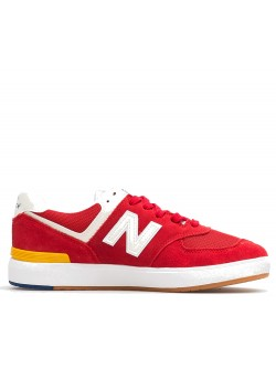 New Balance AM574 rouge