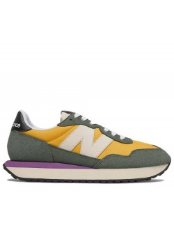 New Balance WS237 vert / jaune / violet