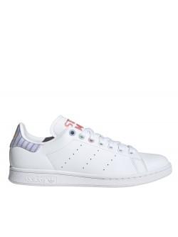 Adidas Stan Smith Primegreen brodé 3 oeillets ciel