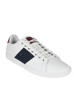 Le Coq Sportif MasterCourt Workwear  blanc / marine