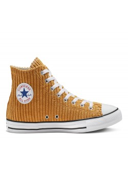 Converse Chuck Taylor all star Widewale velours miel