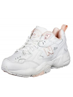 New Balance WX608 blanc rose