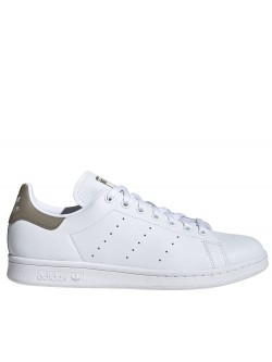 ADIDAS Stan Smith Simili blanc / kaki