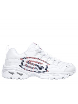 Sketchers Energy Sky blanc