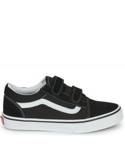 Vans Old Skool  KD velcro noir blanc