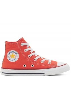 Converse Kids Chuck Taylor all star vermillon