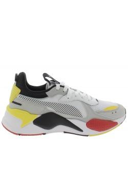 Puma RSX Toys blanc gris jaune