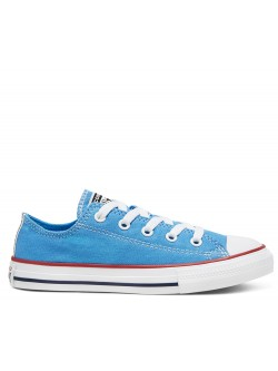 Converse Kids Chuck Taylor all star ox bleu litoral