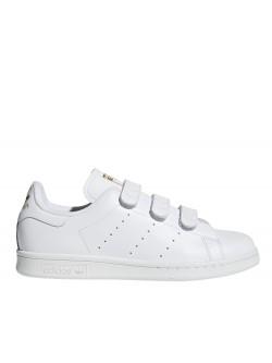 Adidas Stan Smith kids Primegreen velcro blanc