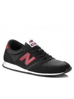 New Balance U420 nylon suède noir