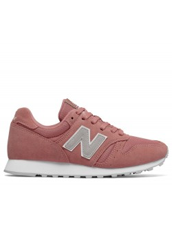 New Balance WL373 suède dusted peach