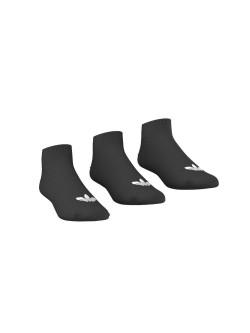 ADIDAS chaussettes courtes S20274 mono noir