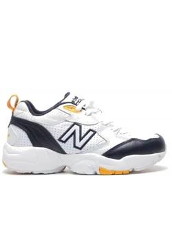 New Balance WX708 blanc / marine / jaune