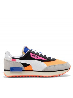 Puma Rider game orange bleu dur