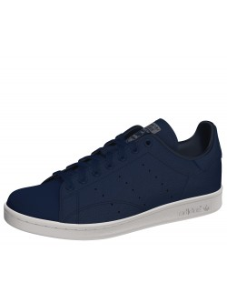 ADIDAS Stan Smith cuir galon marine