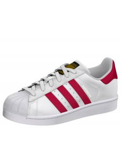 ADIDAS Superstar Kids blanc / rose