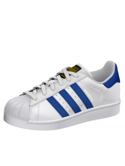ADIDAS Superstar Kids blanc / raf
