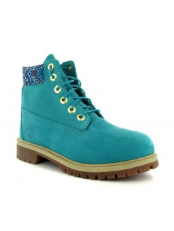 Timberland Icon 6 junior teal blue