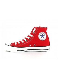 Converse Chuck Taylor all star toile rouge