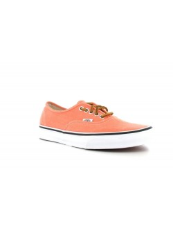 Vans Authentic toile brush saumon