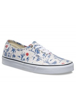 Vans Z Authentic toile hula stripes