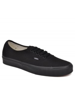 Vans Authentic toile monochrome noir