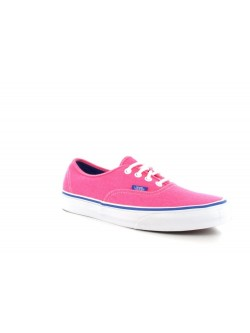 Vans Z Authentic toile pink palace