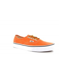 Vans Authentic toile wash orange