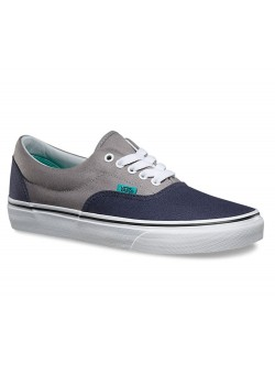 Vans z Era junior toile bicolore gris / bleu