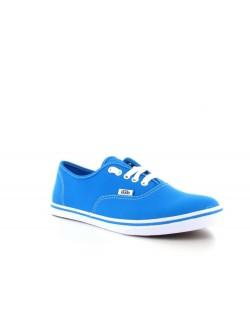 Vans Lopro toile néon blue