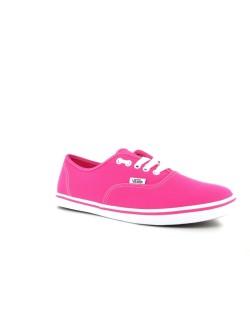 Vans Lopro toile néon pink