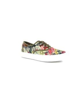 Victoria Tennis floral kaki