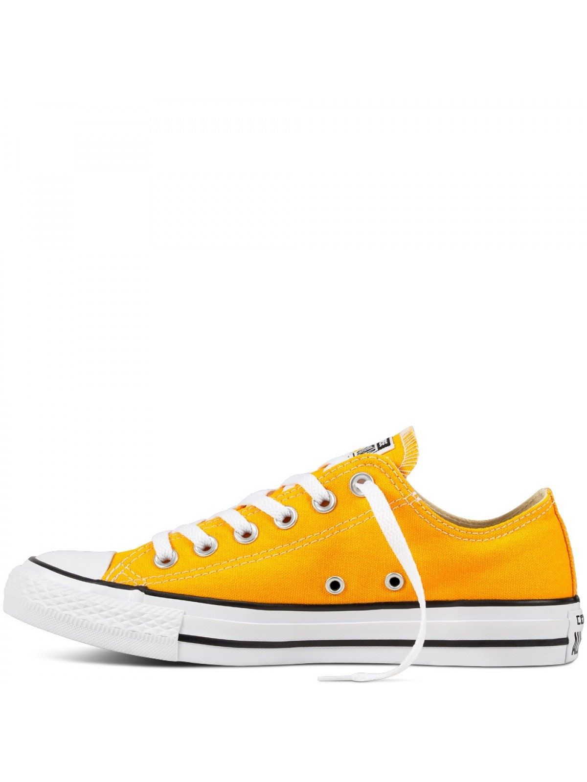 Converse Chuck Taylor all star toile basse orange ray