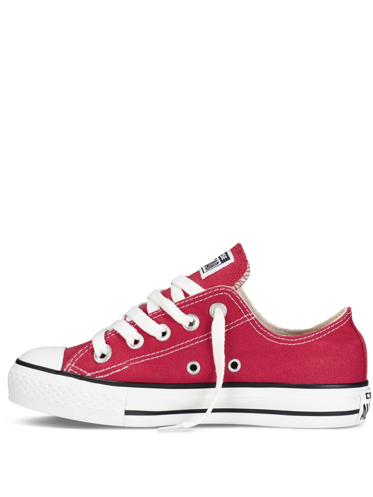 7761ade0b3e97 Converse Cadet Chuck Taylor all star toile basse rouge - Converse ...