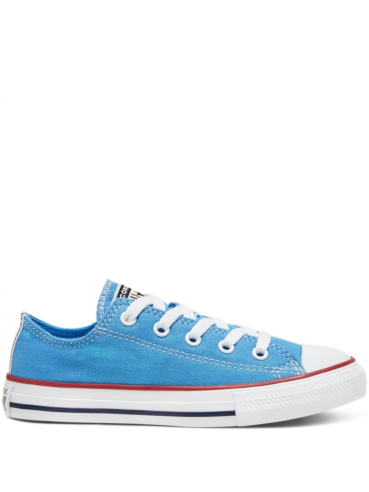 Converse Kids Chuck Taylor all star ox bleu litoral