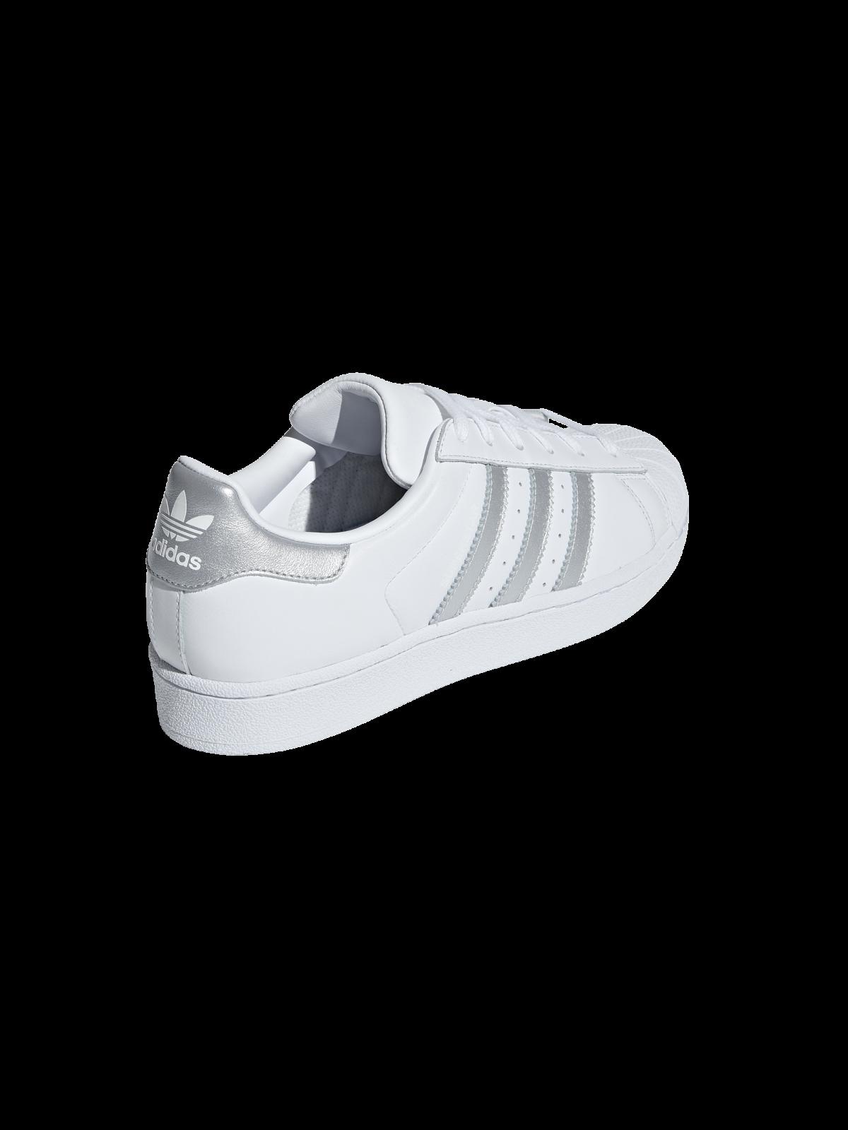 adidas superstar blanche grise