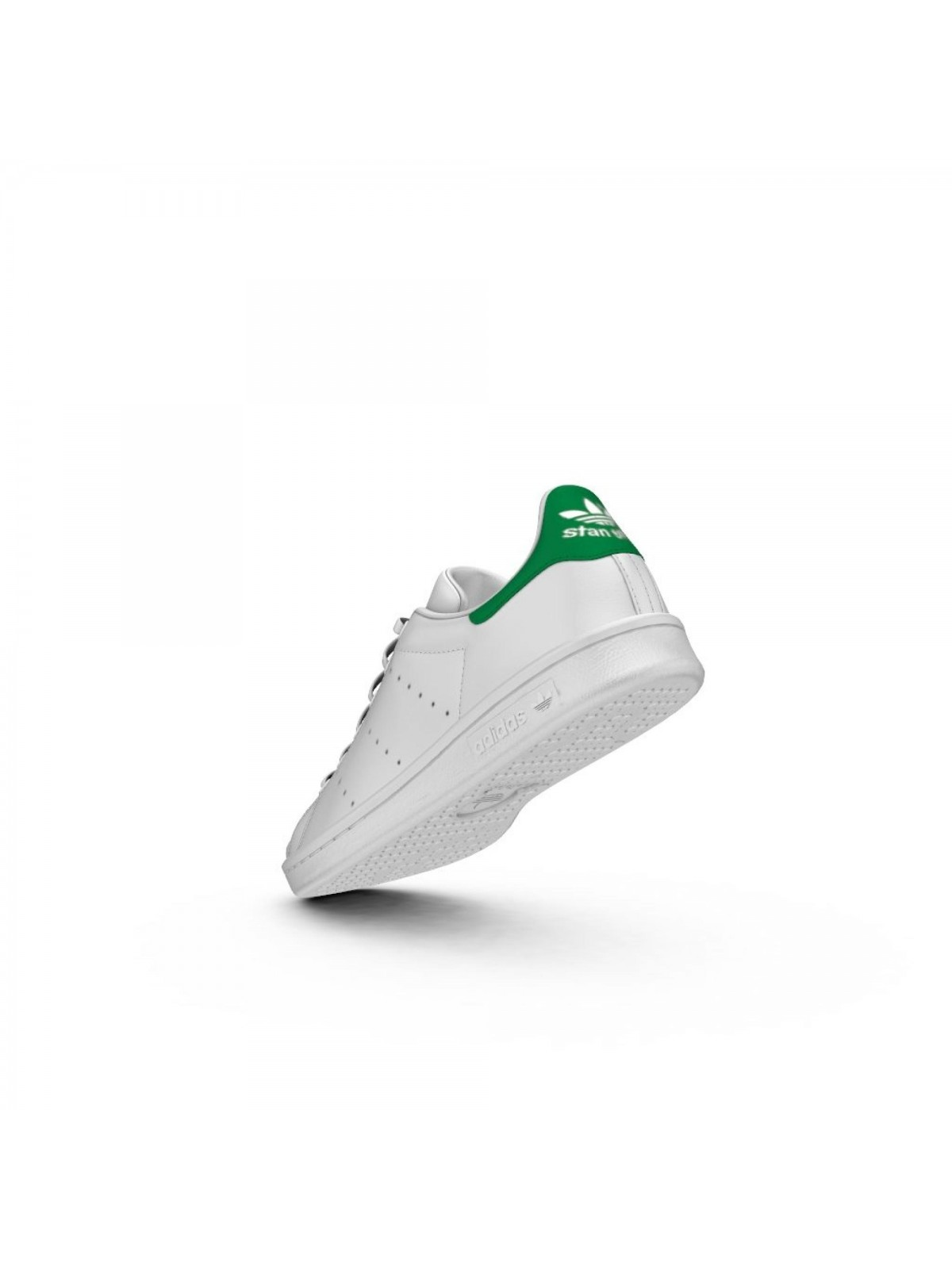 Adidas Stan Lugzvsmpq Vert Blanc Cuir Smith Simili drCeoxB