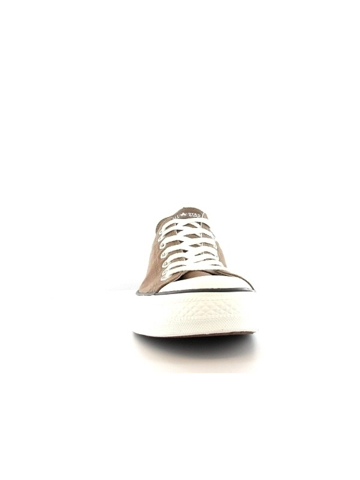 c2b6acc92bf Converse Chuck Taylor all star toile basse beige foncé