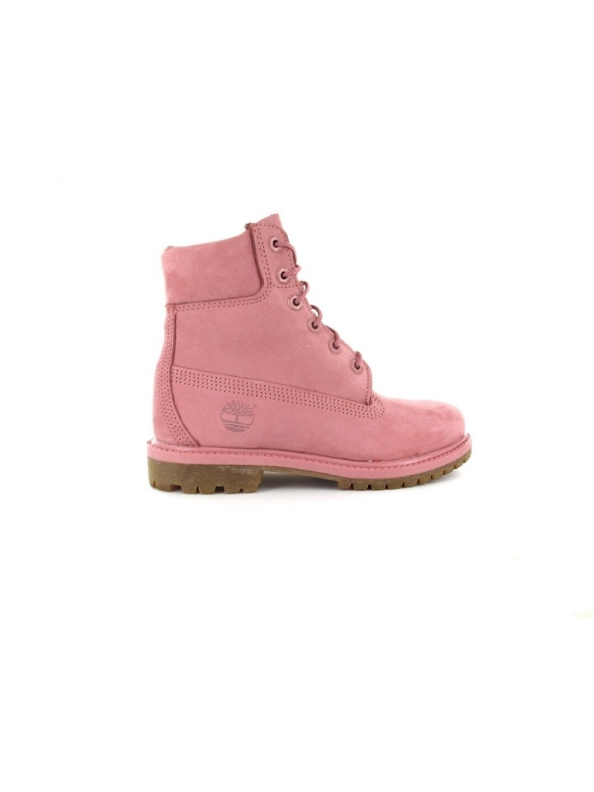 timberland icon 6 femme premium boots rose marques. Black Bedroom Furniture Sets. Home Design Ideas