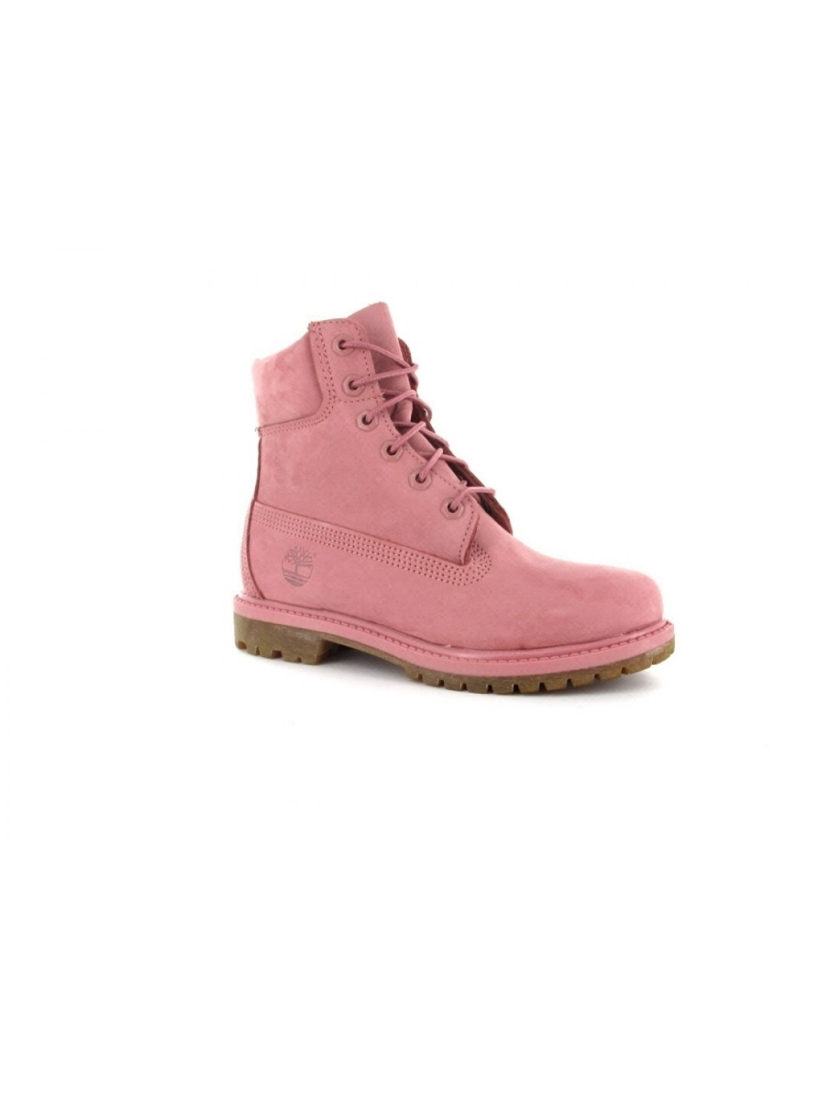 timberland icon 6 femme premium boots rose timberland marques. Black Bedroom Furniture Sets. Home Design Ideas